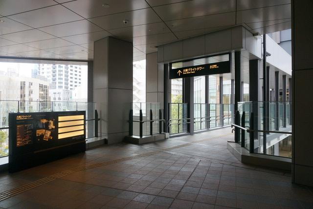 1.ビル入口